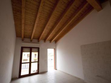 Isolamento acustico del solaio in legno - Roma